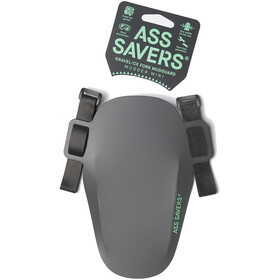 Ass Savers Mudder Mini Garde-boue arrière, grey
